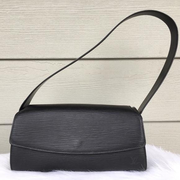 87ea9523 SALE 🔥 Louis Vuitton Nocturne Black Epi